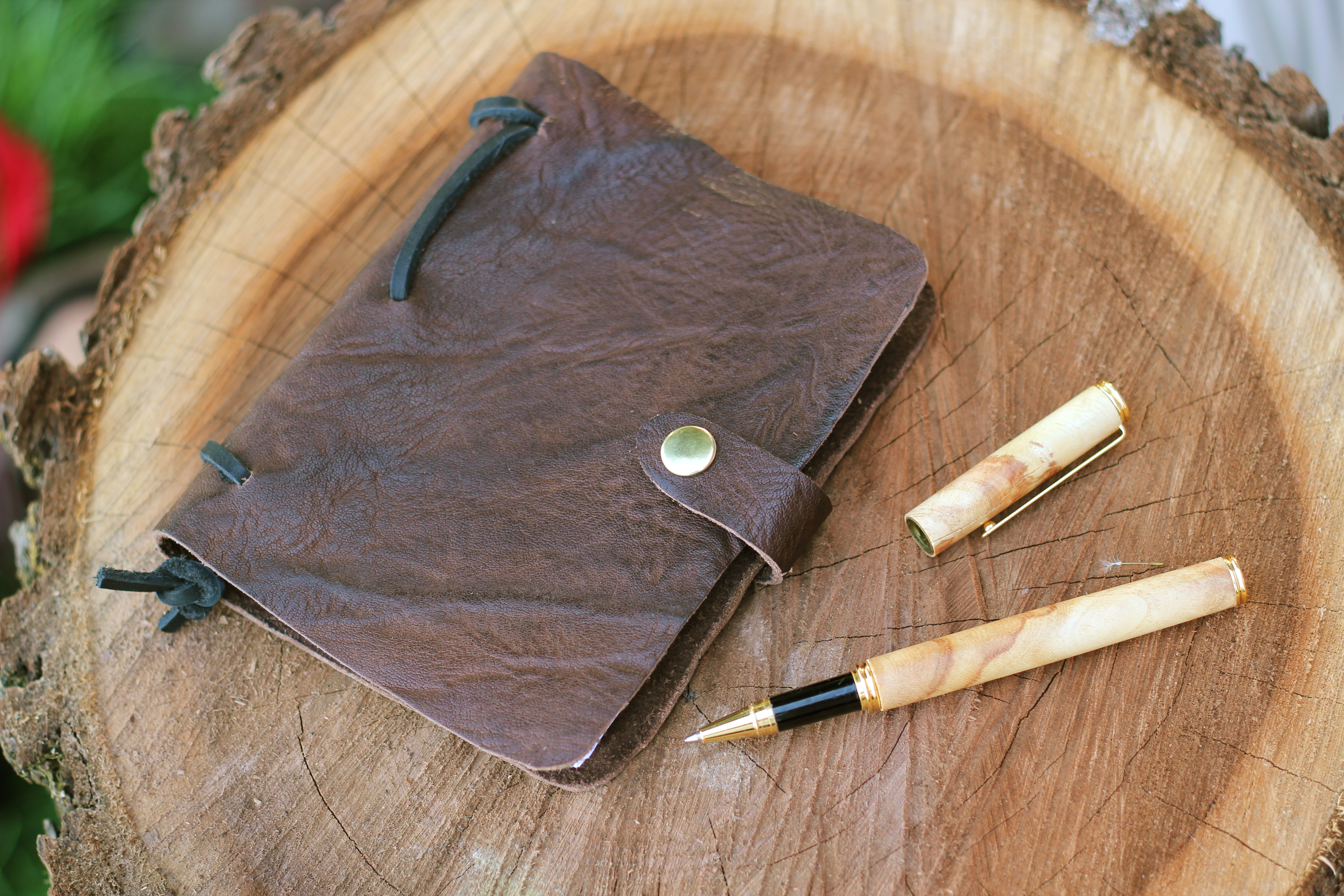 Picture of EDC Leather Notebook