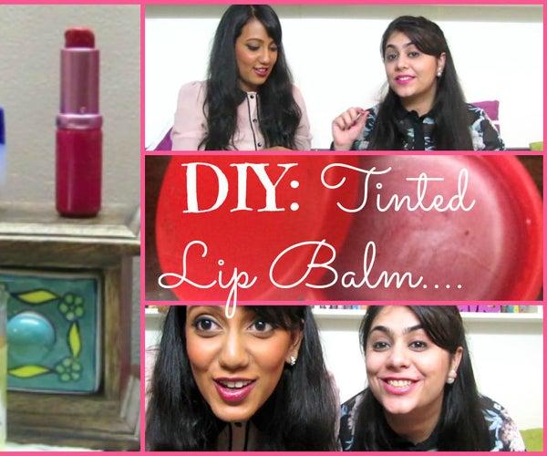 DIY: Tinted Lip Balm
