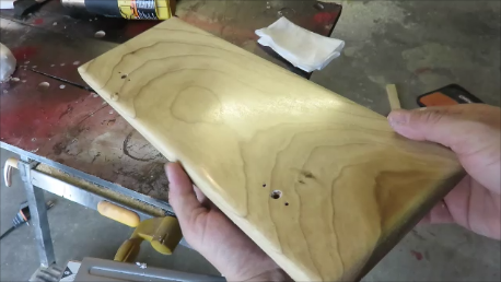 Picture of Buffing Wood