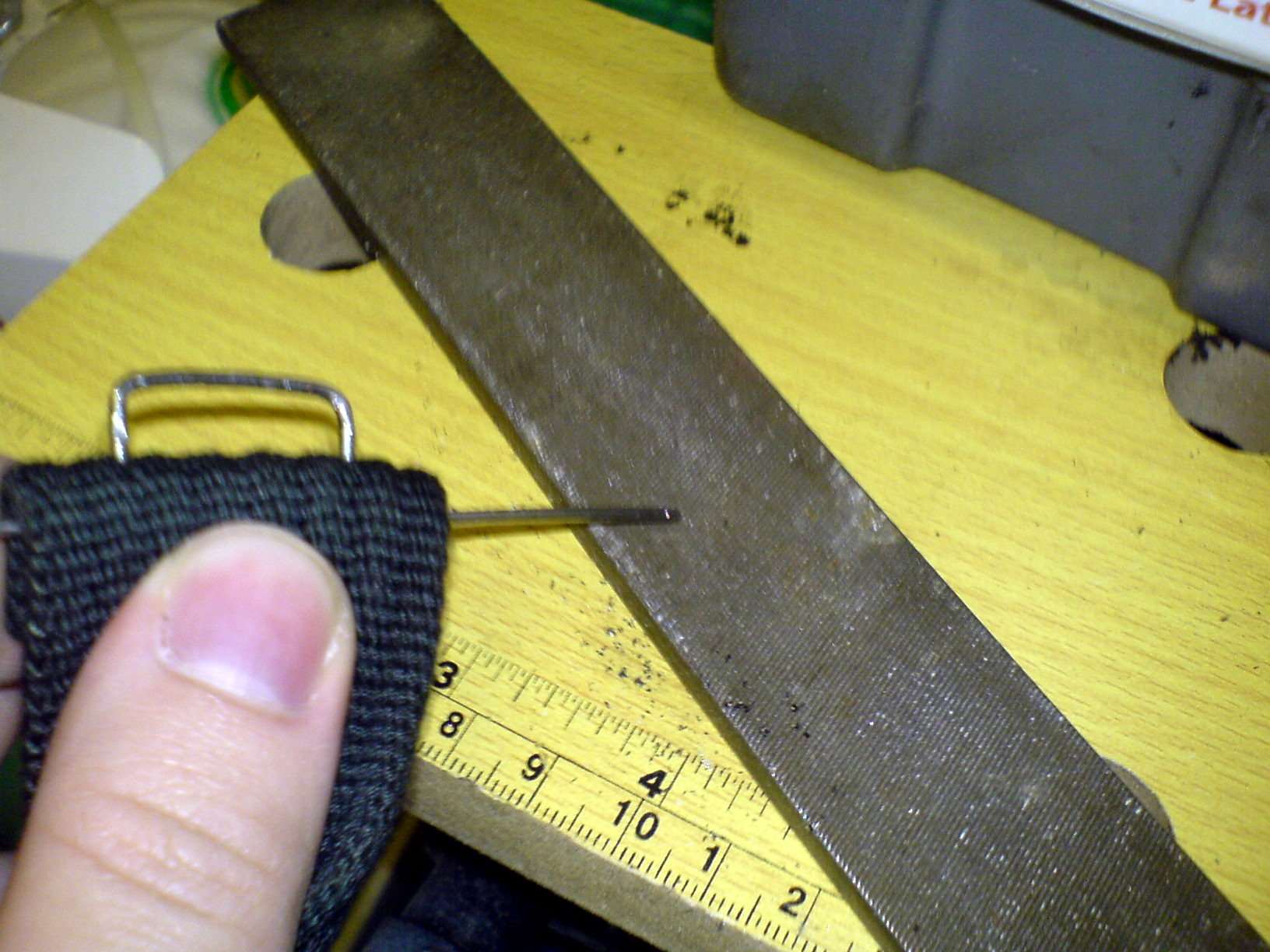 Picture of Sewing With Steel