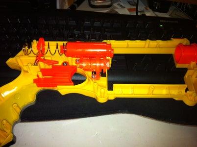 Step 4: Pretty Much Step 3 (The Gun)
