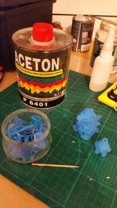 Acetone Technique