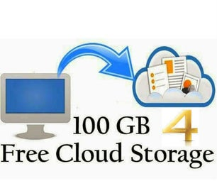 How to Get FREE Premium Cloud Storage Account (4shared - 100GB)