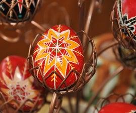 Pysanky Egg Decorating