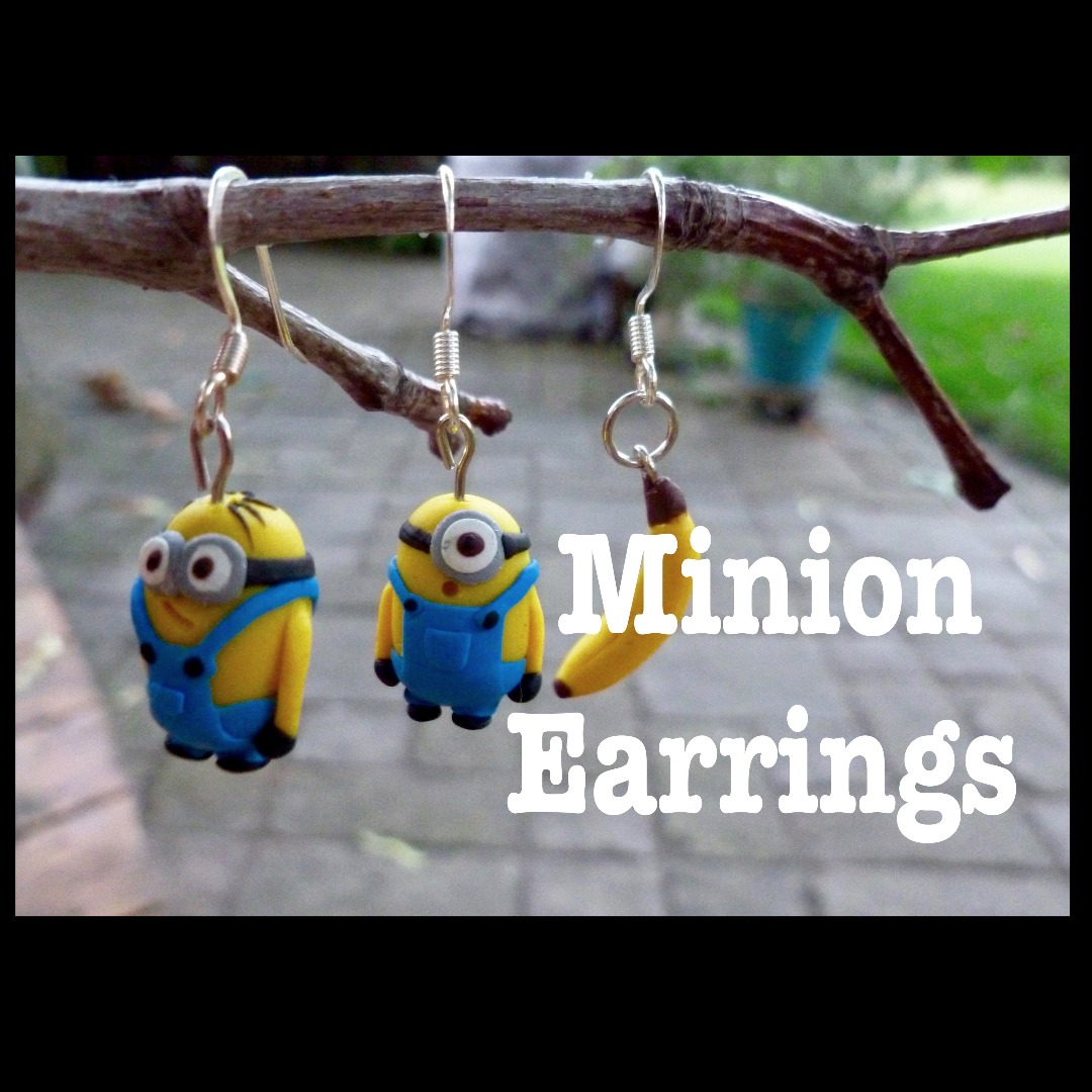 Picture of Minion Earrings
