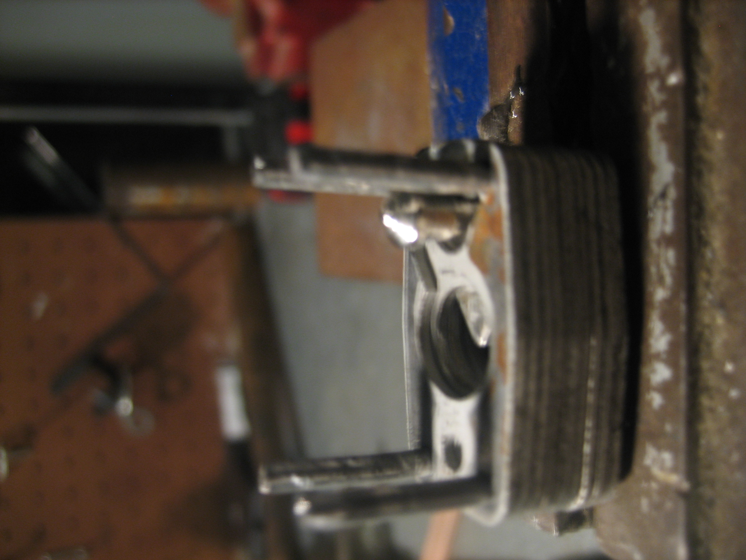 Picture of Putting the Cut Plates Back On