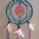 How to make a dreamcatcher.
