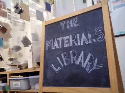 California College of the Arts - Materials Library