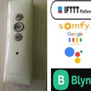 Somfy Control From Your Mobile, IFTTT and Google for $20