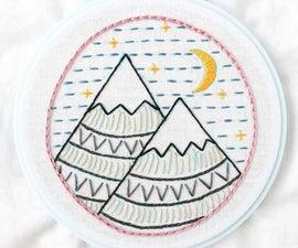 Basic Stitch Sampler