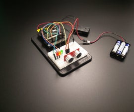 Distance Sensing With the Micro:bit and Sonar (HC-SR04 Module)