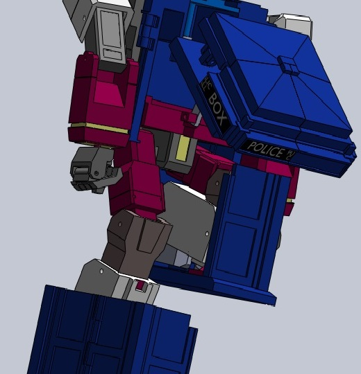 Picture of Transforming!