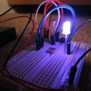 ATtiny85 Mini RGB Mood Light!