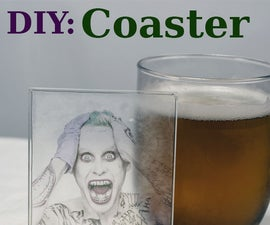 Custom Drink Coaster | The Joker