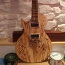Build a Les Paul Guitar