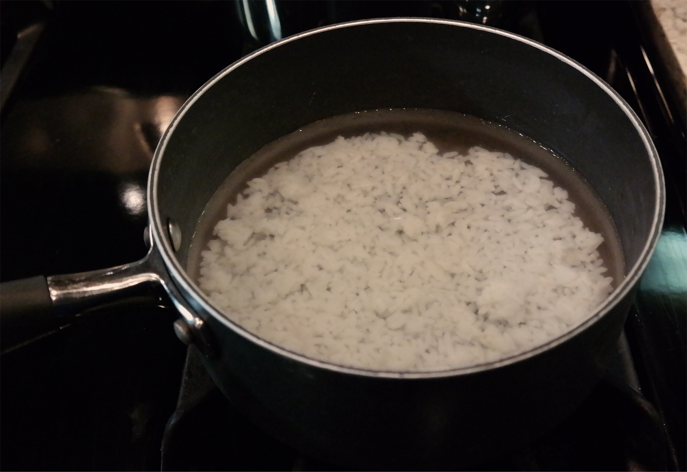 Picture of Making the Congee Base