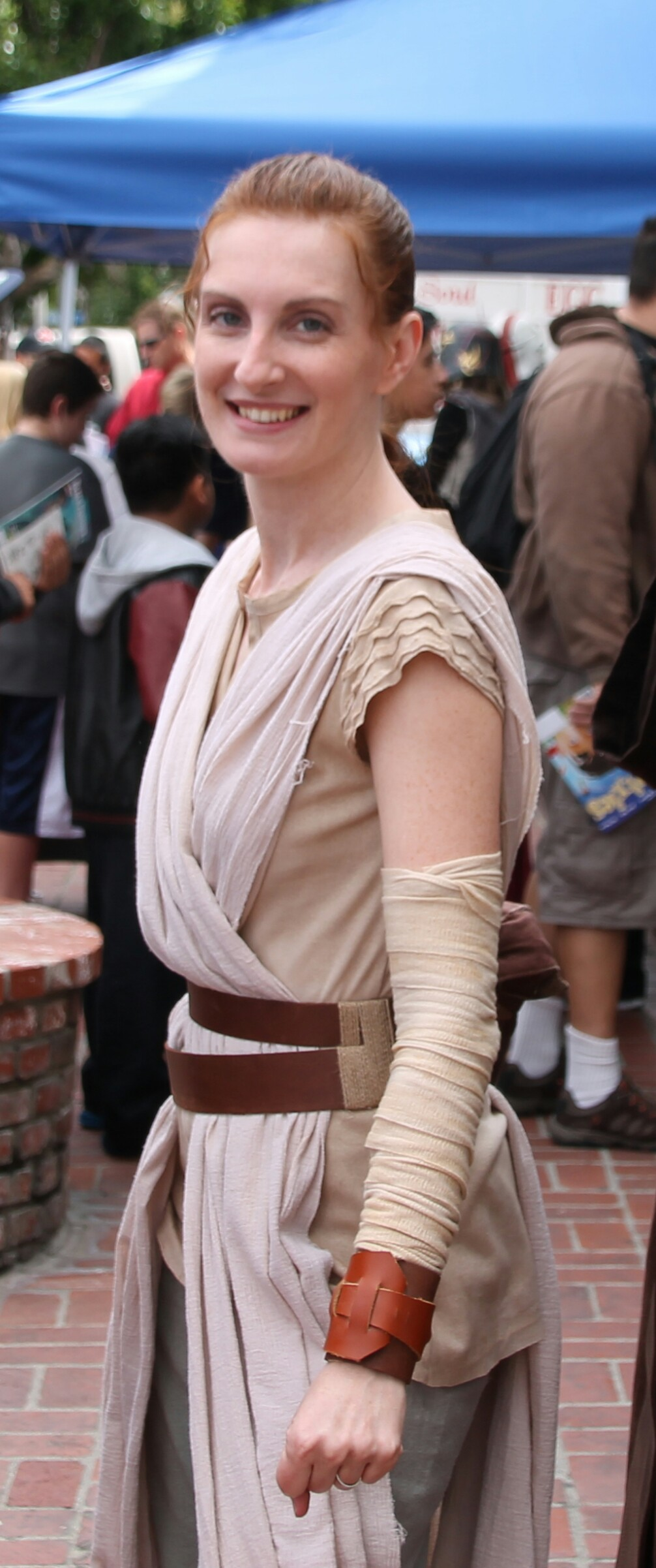 Picture of Rey (Star Wars: the Force Awakens) Free Comic Book Day 2016