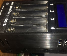Pro Battery Charger/discharger