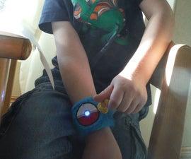 Pokemon Detecting Wristband