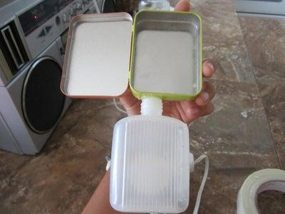 Create the Solar Heating Bottle