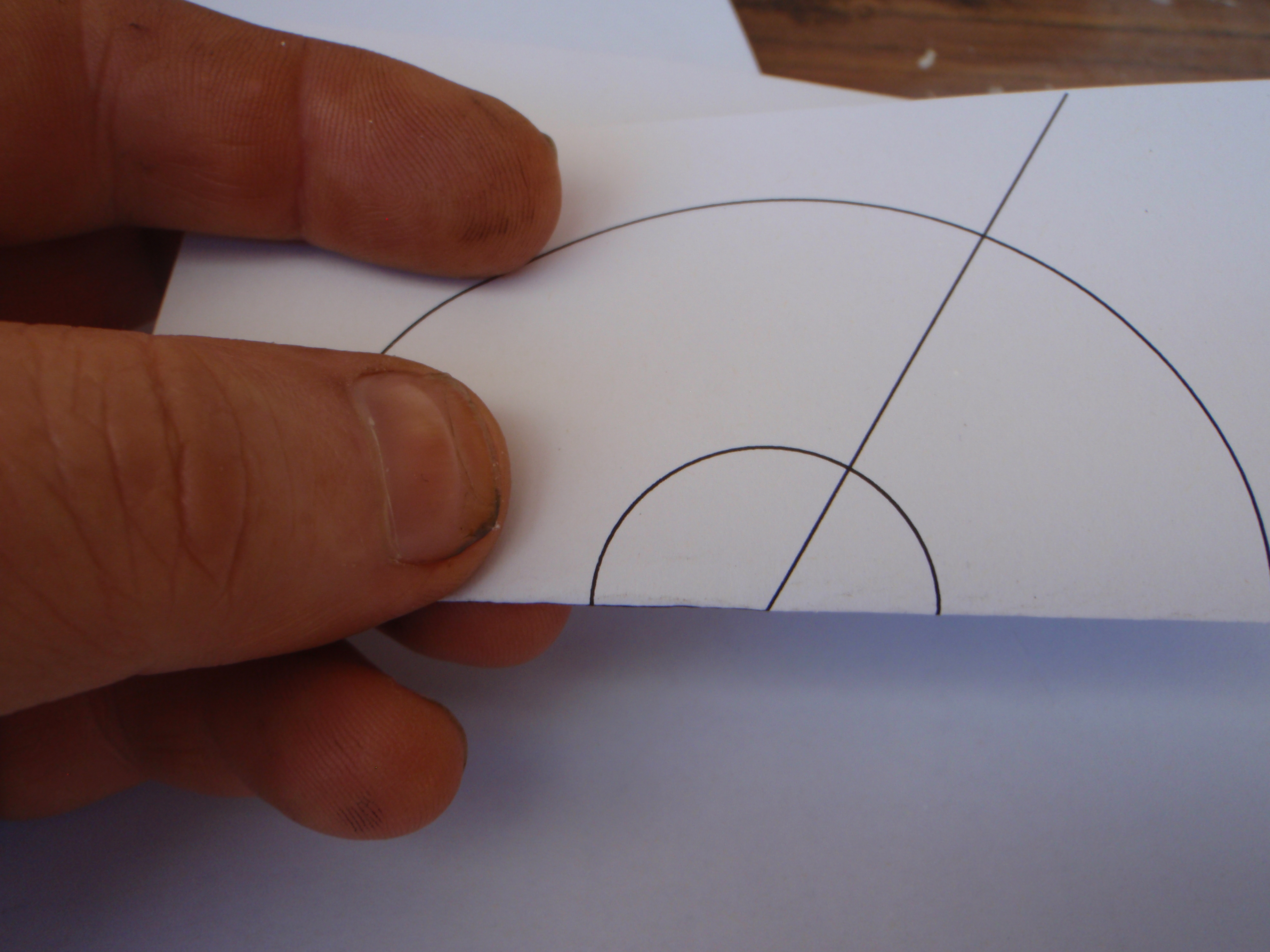Picture of Make a Paper Template