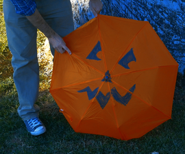 EASY Giant Pumpkin Halloween Decoration