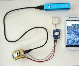ESP8266 and Visuino: GPS Location Web Server With Google Maps