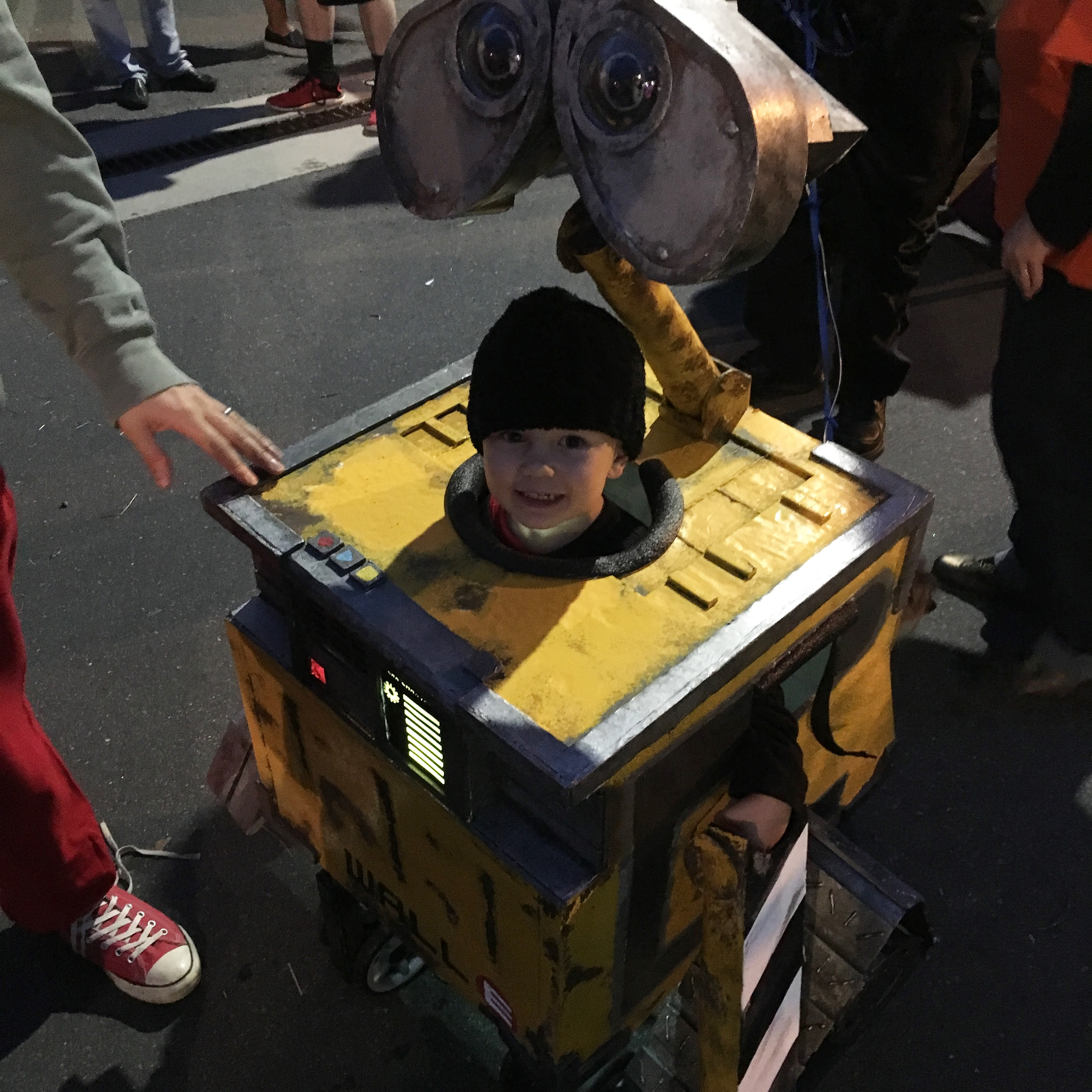 Picture of Wall E - Last Minute