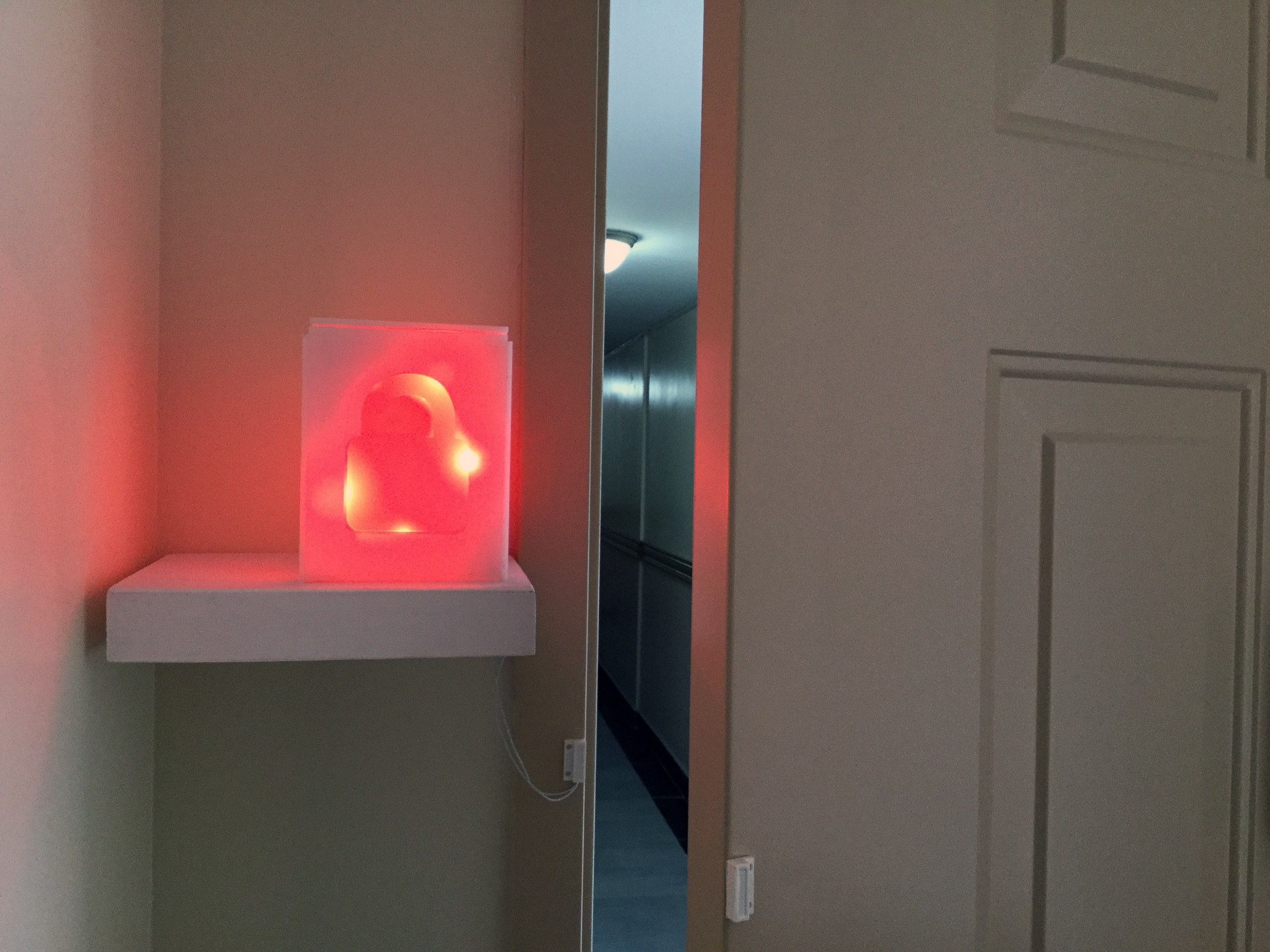 Picture of Close the Door (Magnetic Sensor Alarm)