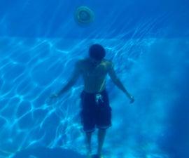 Measure Body Fat % Via Underwater Weighing