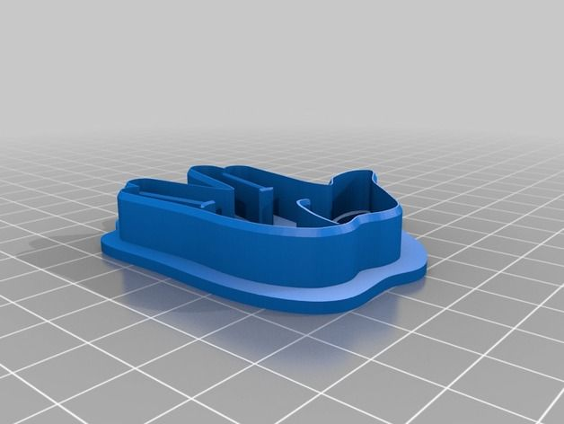 Picture of Download and Print the Cookie Cutter