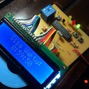 DIY PCB Arduino Kitchen Timer With LCD 16 X2
