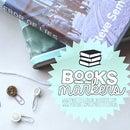 BOOK MARKERS DIY