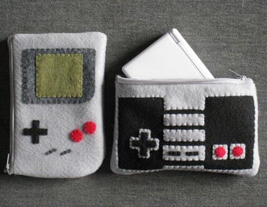 Sweet Handmade DS Case