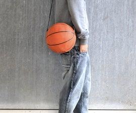 Re_bond (How to make a basketball bag)