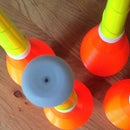 Fix Those Knobs To Your Juggling Clubs Permanently