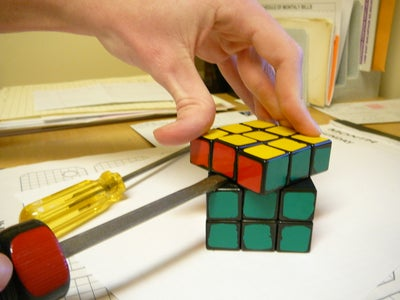 Gluing the Keys to the Cube