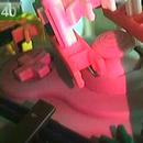 Knex Gamecube Racing Wheel