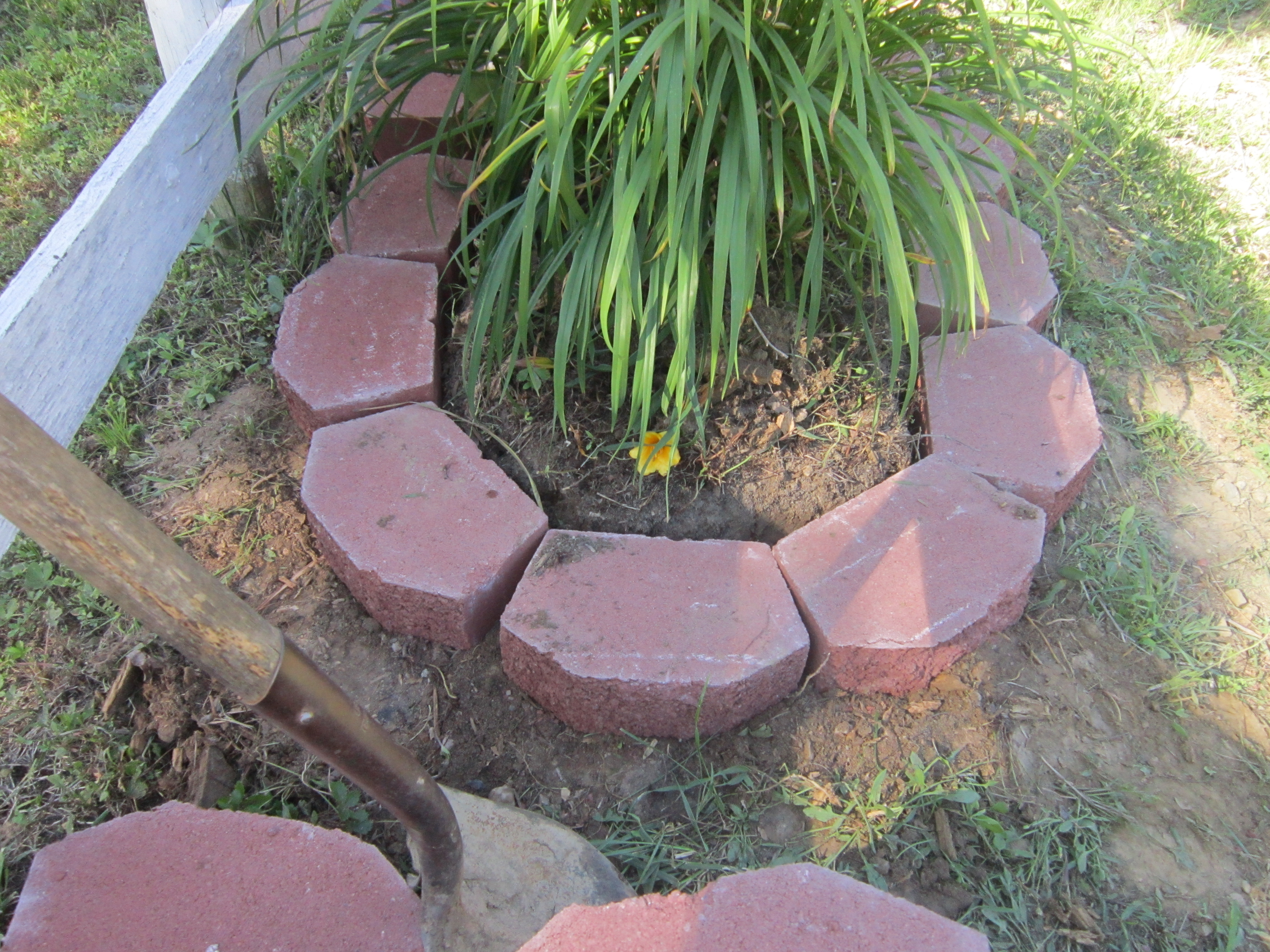 Picture of Complete Back of Foundation Stones