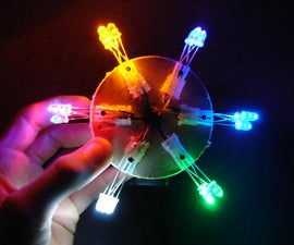 MOTORISED LED CRYSTAL LIGHT SHOW WITH VIDEO