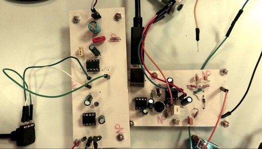 Conception Des PCB / Design of the PCB