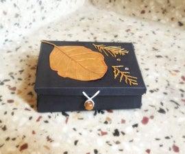 Elegant Ring Organizing Box