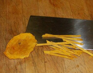 Prepare the Mango.