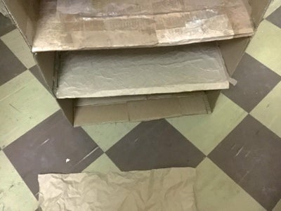 Build the Shelf Structure