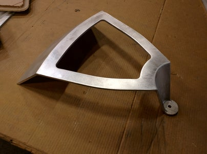 Build the Wheel Carriage Arm