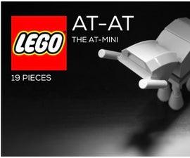 LEGO AT-AT MINI