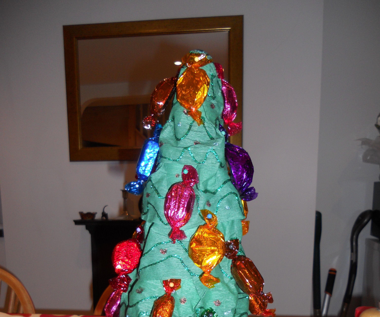 The Sweetest Christmas.The Sweetest Christmas Tree 8 Steps