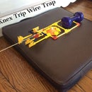 Knex Trip Wire Trap!