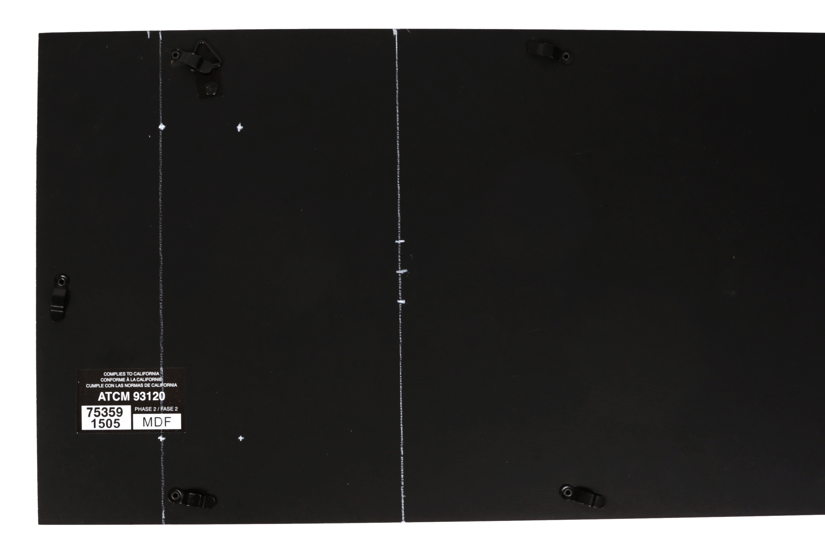 Picture of Mark Mounting Holes