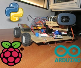Ethernet Controlled ROVER